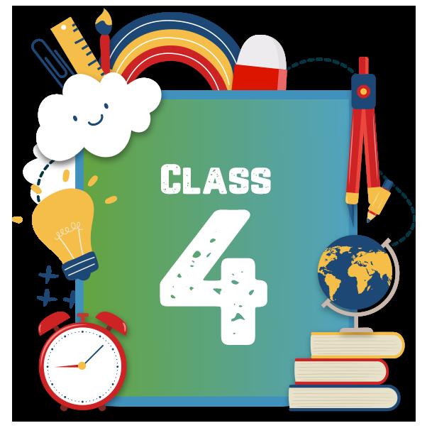Latest CBSE Class 4 Mathematics Study Material & Practice PaperA